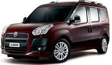 Защита двигателя на Fiat Doblo Nuovo (c 2009---)
