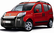 Защита двигателя на Fiat Fiorino \ Qubo