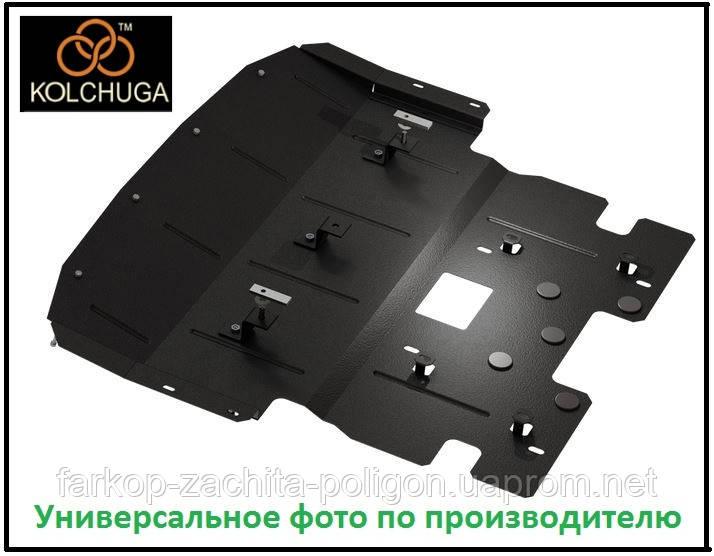 Защита топливного бака Mitsubishi Pajero Sport  с -2008 г. - Интернет-магазин тюнинга «Safety auto group» в Запорожье