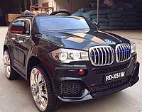 Электромобиль Лицензионный BMW X5 M 2762 (MP4) EBR-2,черный***