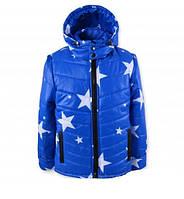 Курточка -жилетка для мальчика