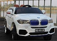 Электромобиль Лицензионный BMW X5 M 2762(MP4)EBLR-1,белый***