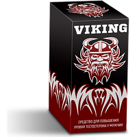 Viking - за короткое время повышает потенцию и сексуальную активность
