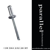 Заклепка вытяжная 3 * 8 алюминий / сталь