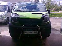 Кенгурятник на Opel Vivaro