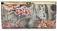 Классический кожаный женский кошелек H.VERDE art.2263-E45, фото 1