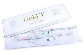 Внутрішньоматкова спіраль золотий сердечник Gold T