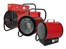 Промислові тепловентилятори