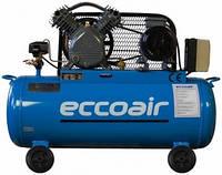 Поршневой компрессор Eccoair Ecco 3.0-100
