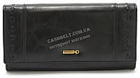 Классический кожаный женский кошелек DREAM art. 5242-2 (2 полосы)