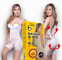 BodySlimmer Массажное утягивающее Бельё + Моделирующий гель с кофеином В ПОДАРОК!