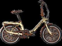"""Велосипед Graziella gold edition 3S 20"""""""