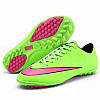 Футбольные сороконожки Nike Mercurial Victory TF Green/Hyper Punch/Blk/Volt
