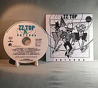 CD диск ZZ Top - Antenna