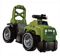 Автомобиль-джип Mega Bloks Зеленый (DBL17)