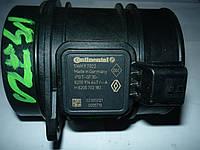 Расходомер воздуха Renault Master / Movano 2.3dci 2010> (OE RENAULT 8200914647)