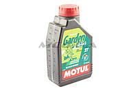 "Масло   2T, 1л   ""MOTUL""   (полусинтетика, для садовой техники, HI-TECH)   #102799"
