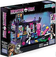 Конструктор Mega Bloks Monster High Школьный страхотерий 280 деталей (DKT93)
