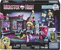 Конструктор Mega Bloks Monster High Урок укусологии 194 детали (DKY23)