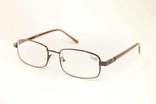 Очки в металлической оправе EvaOptics +1.0 артикул 4102810