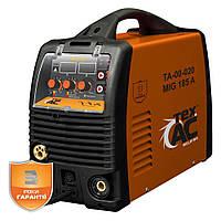 ТА00020 Инверторный полуавтомат ТехАС МIG/MAG/TIG/MMA 185