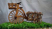 Сувенир из дерева Велосипед
