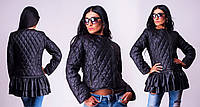 Женская модная куртка, весна-осень