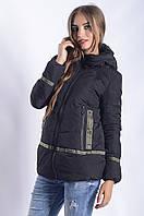 Женская куртка К-003 Черный