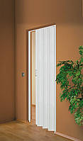 Дверь-гармошка MARLEY Tango 85x202 белый сатин