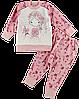 Пижама для девочек трикотажная