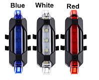 Мигалка RAPID X задняя, вело габарит зарядка от USB