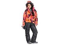 Лыжные штаны для подростка от Crivit sports размер на рост 158-164