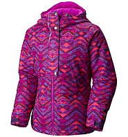 Куртка зимняя Columbia c системой роста