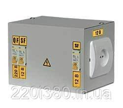 Ящик с понижающим трансформатором ЯТП-0,25 220/36-2 36 УХЛ4 IP30 ИЭK