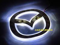 Подсветка эмблемы Mazda 3 с 2009