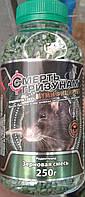 Зерновая смесь Смерть Шкидныкам а ПЭТ бутылке (арахис)250грамм