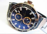 Механические часы Ulysse Nardin Maxi Marine с автоподзаводом, фото 1