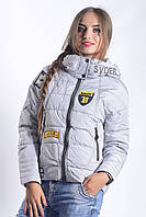 Женская куртка К-007 Белый