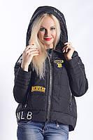 Женская куртка К-007 Черный
