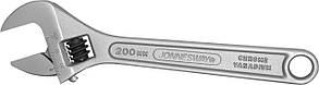 Ключ разводной 0-24 мм. L-200 мм JONNESWAY (W27AS8), фото 2