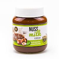 Шоколаднао - ореховая паста Nuss Milk 400гр. (Польша)