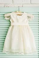 Нарядное платье 80-86-92