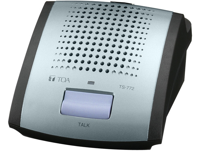 """Мікрофонний пульт """"делегата"""" для конференц-системи  ТОА TS-770, Японія"""