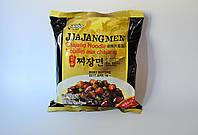 Лапша быстрого приготовления Jjajangmen Paldo 200 г