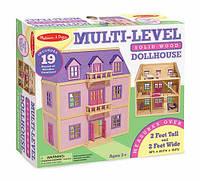 Многоэтажный Деревянный Домик, Melissa&Doug