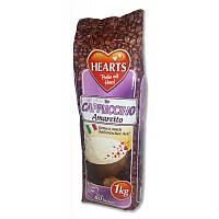 Капучино 'Hearts' Cappuccino Amaretto, 1 кг