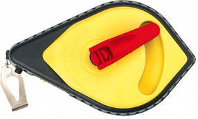 Шнур разметочный 30 м, пластмассовый корпус (шт.) TOPEX (30C630)