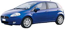 Защита двигателя на Fiat Grande Punto (2005-2010)