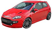 Защита двигателя на Fiat Grande Punto (c 2009--)