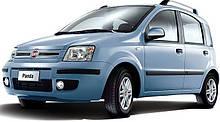 Защита двигателя на Fiat Panda (2003-2012)